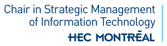 Chair in Strategic Management of Information Technology Logo